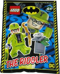 LEGO DC Comics 212009 (Polybag) - Le Sphinx (The Riddler)