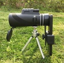 40x60 Hd Night Vision Portable Monoculars Telescopes Outdoor Technology Spotting