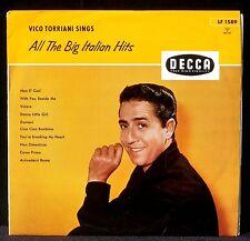25 cm 10'' Vico Torriani Johnny Douglas Decca Germany LF 1589 LP NM-, CV EX+