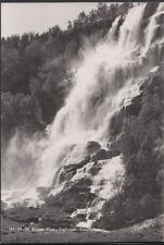 Norway Postcard - Ruten Voss - Stalheim, Tvinnefossen   RR3433