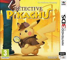 Detective Pikachu (Pokemon) Nintendo 3DS IT IMPORT NINTENDO
