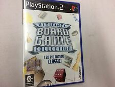 ULTIMATE BOARD GAME COLLECTION PS2 PLAYSTATION 2 PAL NUOVO SIGILLATO