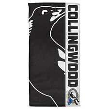 Collingwood Magpies Afl Beach Bath Gym Towel Fathers Birthday Christmas Gift