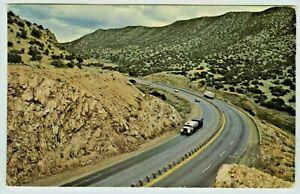 Albuquerque, New Mexico, 1950-60s; Route 66, Tijeras Canyon