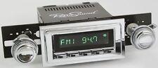 1965 1969 Chevy Corvair Radio Mp3 USB AUX ipod Bluetooth Retrosound Hermosa
