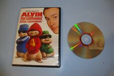 Alvin and the Chipmunks (DVD, 2008, Dual Side)