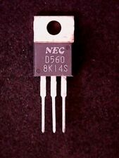 2SD560 - NEC Transistor D560 (TO-220) GENUINE