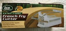 Lem Bass Pro Shops Extra Large French Fry Cutter-Used