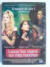 DVD NEUF pas cher  LAISSE TES MAINS SUR MES HANCHES CHANTAL LAUBY ROSSY DE PALMA