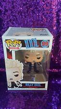 Funko Pop Rocks Billy Idol #99