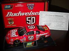 Revell #50 Bud 1998 Chevy Monte Carlo 1:24 Diecast Car