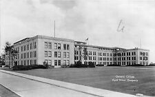 BR38244 main Office building ford rouge Plant Dearborn usa