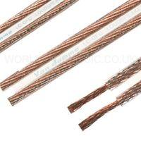 Van Damme HIFI Series Studio Grade Loudspeaker Cable 2 X 6.00mm 268-506-000