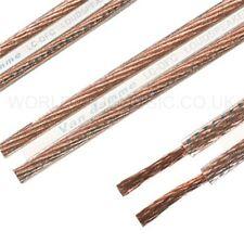 Van Damme HIFI série studio grade câble haut-parleur 2 x 2,5 mm 268-502-000