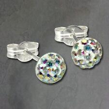 Mode-Ohrschmuck im Ohrstecker-Stil mit Kristall Schönheits