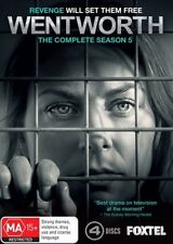 Wentworth - Season 5, DVD