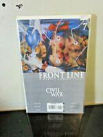Civil War Front Line (2006) #7 Marvel Comics BAGGED BOARDED