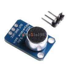 New Electret Microphone Amplifier MAX4466 With Adjustable Gain For Arduino