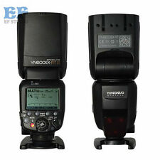 Yongnuo YN600EX-RT II Wireless Flash Speedlite TTL for Canon 5D 5DII 5DIII 7D