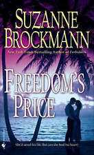 Freedom's Price by Suzanne Brockmann (Paperback) New Book
