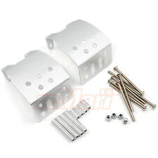 Xtra Speed Aluminum Skid Plate Axial SCX10 Axles EP RC Car Crawler #XS-SCX22127