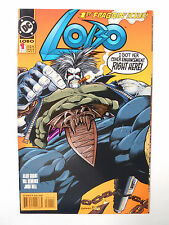VINTAGE! DC Comics Lobo #1 (1993)