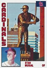 STAN MUSIAL 84 ACEO ART CARD ##FREE COMBINED SHIPPING###