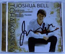 JOSHUA BELL Violin Concerto / TCHAIKOVSKY - SACD SIGNED