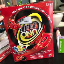 UNO Flip Card game with Ready-Aim-Launch Action!!