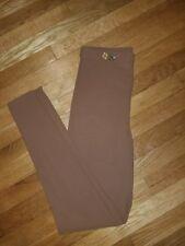 Charlie by MZ brown resort leggings, size Medium, never worn