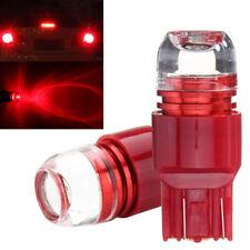 7443 7440 Red Flash Strobe Stop Brake Tail Light LED Bulbs For Honda Civic CR-V