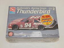 AMT ERTL McDonal's Racing Team Thunderbird SEALED R11151