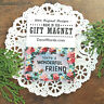Wonderful Friend * Cute Thank you Gift * Magnet * USA * DecoWords * New in Pkg