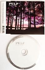 PULP - The Trees/Sunrise (CD Single Pt 2) (EX/EX)