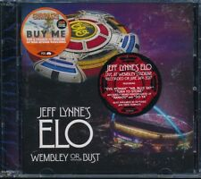 Jeff Lynne's ELO Electric Light Orchestra Wembley or Bust 2-disc CD NEW