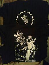 GRAND BELIAL'S KEY-mocking the philanthropist-t-shirt-size-L-black metal