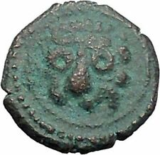 WILLIAM II the GOOD King of Sicily 1166AD Lion Kufic Script Medieval Coin i47815