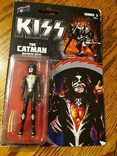 """KISS THE CATMAN Destroyer Outfit Series 3 Action Figure 3.75"""" NEW Bif Bang Pow!"""