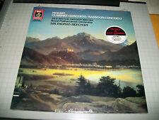 Mozart Clarinet Concerto Bassoon Concerto Sir Thomas Beecham NEW Import Angel LP