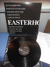 "Easterhouse ""Contenders"" LP ROUGH TRADE ITA 1986 - INNER - INSERT"