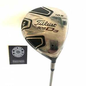 Titleist 909 D3 10.5° Driver w/ Diamana D Series x5ct 73g X-Stiff Graphite Shaft