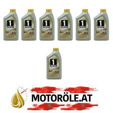 7 Liter Mobil 1 FS 0W-40 Motoröl - MB-Freigabe 229.5 (ehem. NEW LIFE)