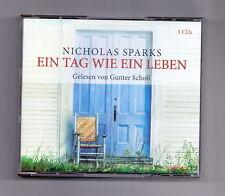 Nicholas Sparks : Ein Tag wie ein Leben
