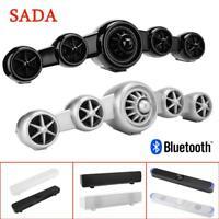 SADA Bluetooth Desktop Computer Speaker Sound Bar Loudspeaker Subwoofer PC Phone