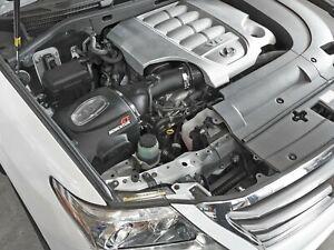 FOR 2008-2020 TOYOTA LAND CRUISER LEXUS LX570 5.7L V8 AFE COLD AIR INTAKE CAI