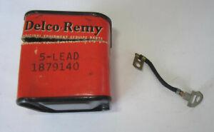 1937-1953 Buick Distributor Terminal Lead. NOS.  OEM #1879140