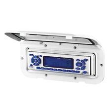 SPORTELLO C//SERRATURA  VHF CB RADIO INCASSO 180 X 285 MM BIANCO