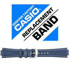 Casio 10151855 Genuine Factory Leather Band, Fits EFA-11L-2AVF - NEW!