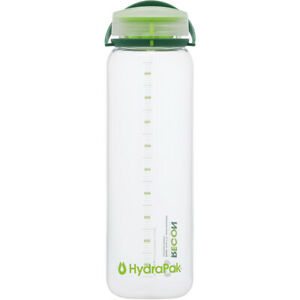 HydraPak Recon 1L Eco-Friendly Recycled Water Bottle