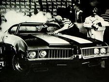 1969 Oldsmobile 442 W31 Original Ad *Cutlass/hood/w30/steerin g wheel/decal/door